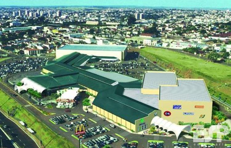 Shopping Center Uberaba - MG